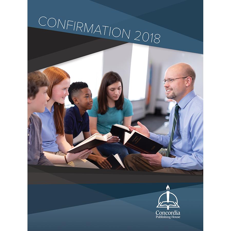 2018 Confirmation Catalog